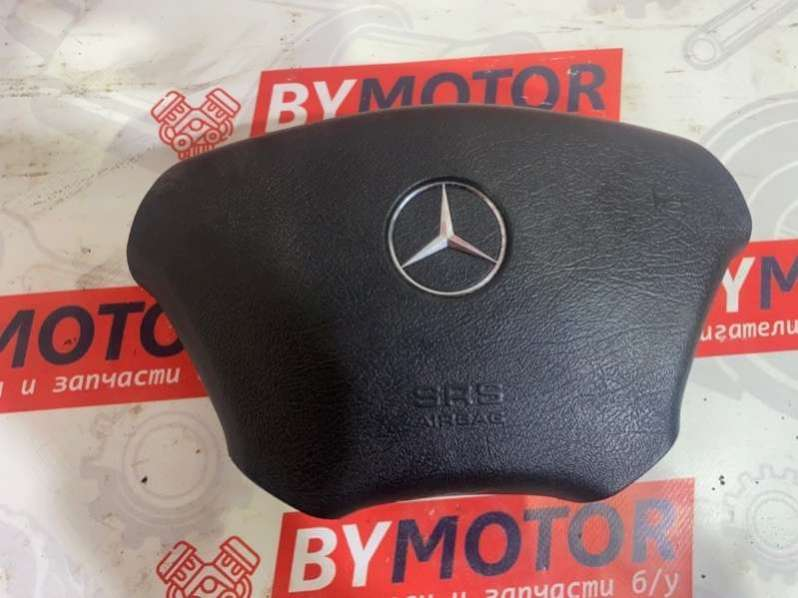 Подушка безопасности водителя Mercedes  a1634600198