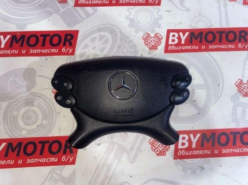Подушка безопасности водителя Mercedes E W211 A23086000029116