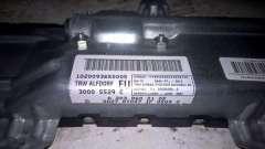 Подушка безопасности боковая (в дверь) Mercedes C W203 2038602105,A2038602105