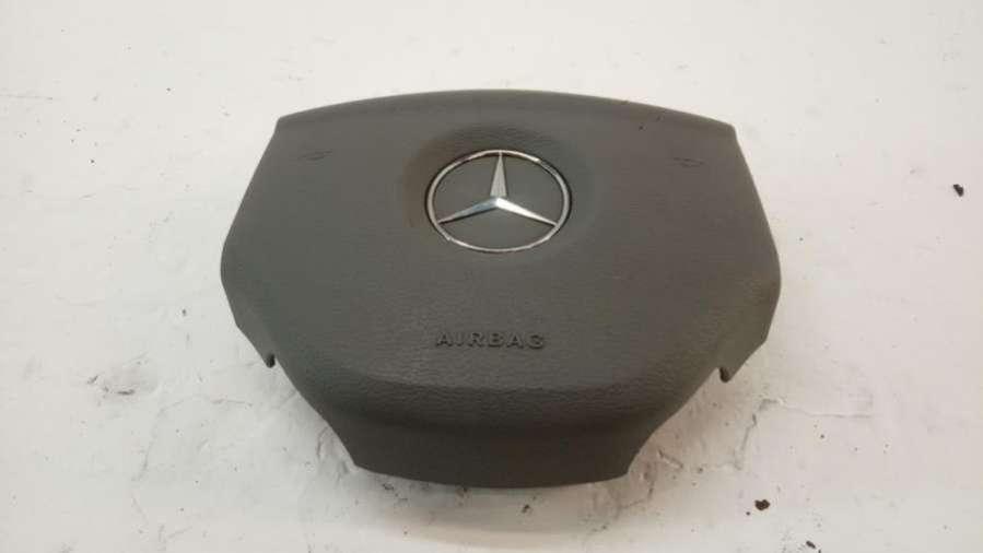 Подушка безопасности водителя Mercedes ML W164  164 460 00 98 7379,16446000987379,A 164 460 00 98 7379,A16446000987379